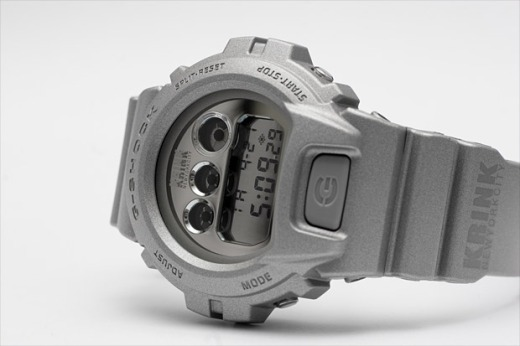 x Krink & G-Shock Watch x