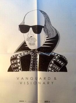 Wemoto Shakespeare Poster