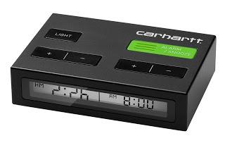 x Carhartt Jetlag Alarm Clock x