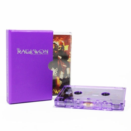 x Reakwon: Purple Tape x